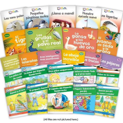 Spanish Level I Set Image Book Set