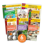 Spanish Level K Guided Reading Set Image Book Set