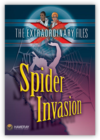 Spider Invasion from The Extraordinary Files
