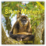 Spider Monkey Big Book from Zoozoo Animal World