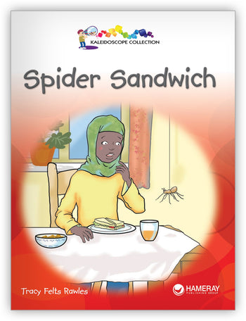 Spider Sandwich from Kaleidoscope Collection