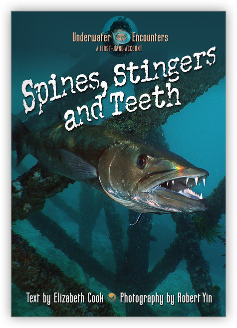 Spines, Stingers, and Teeth from Underwater Encounters