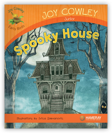 Spooky House from Joy Cowley Early Birds