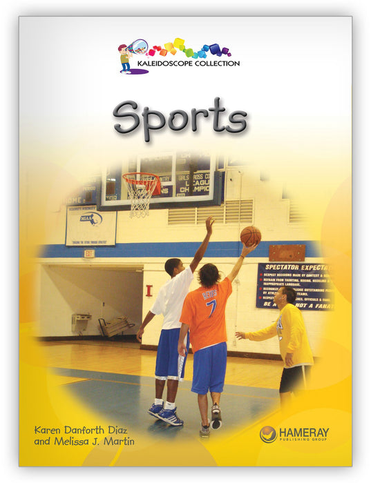 Sports Leveled Book