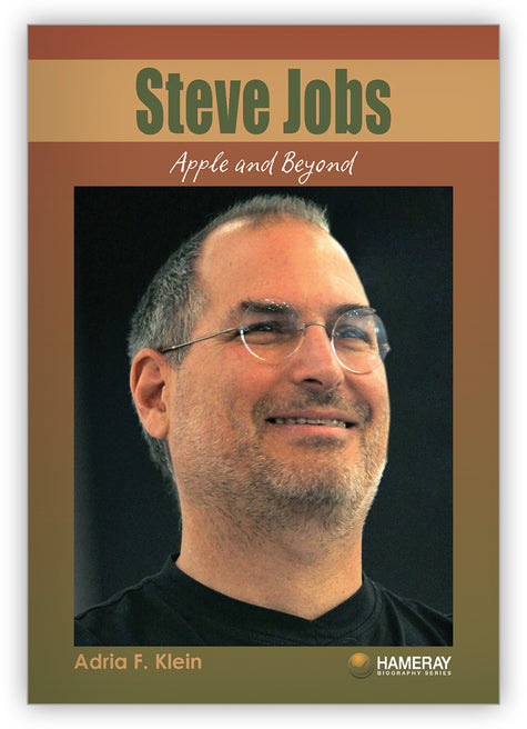 Steve Jobs from Hameray Biography Series