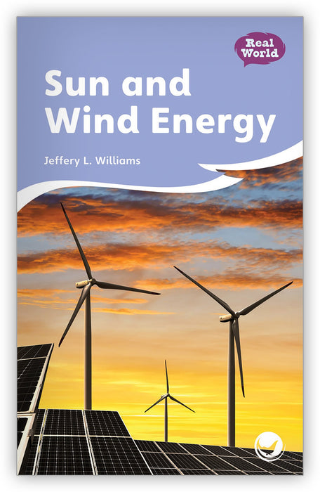 Sun and Wind Energy Leveled Book