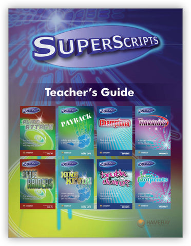 SuperScripts Teacher's Guide from SuperScripts