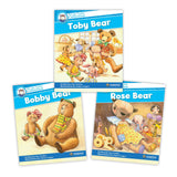 Teddy Bear Museum Character Set Image Book Set