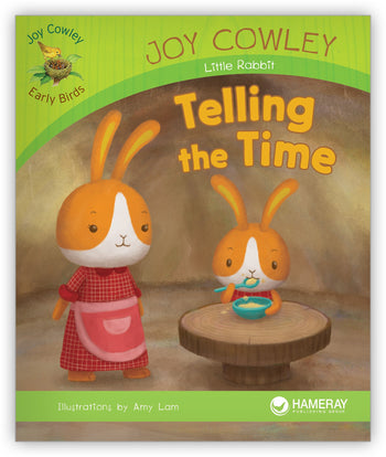 Telling the Time from Joy Cowley Early Birds