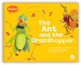 The Ant and the Grasshopper Leveled Book