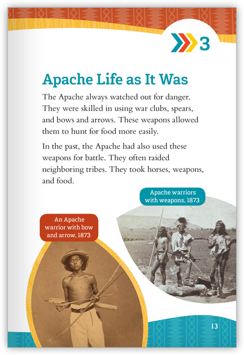The Apache from Inspire!