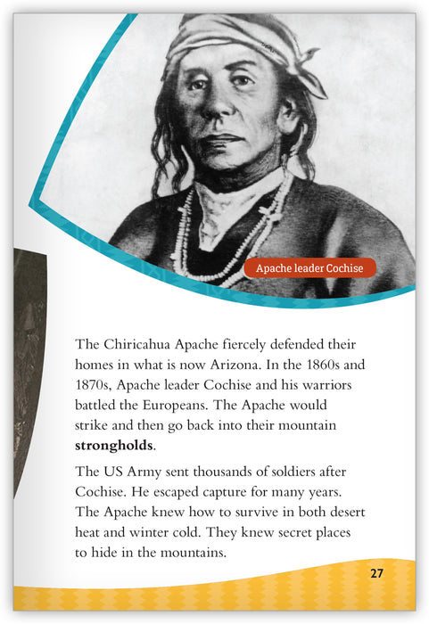 The Apache Leveled Book