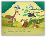 The Birds, the Beasts, and the Bat Big Book Leveled Book