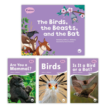 The Birds, the Beasts, and the Bat Theme Set from Fables & the Real World
