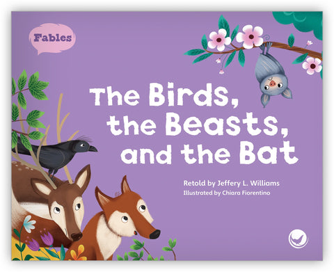 The Birds, the Beasts, and the Bat from Fables & the Real World