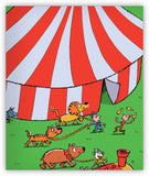 The Circus Train Leveled Book