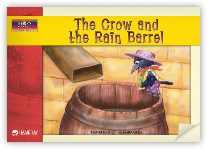 The Crow and the Rain Barrel Leveled Book
