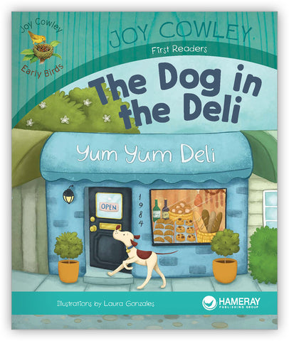 The Dog in the Deli from Joy Cowley Early Birds
