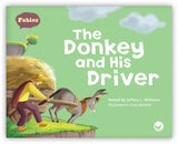 The Donkey and His Driver Leveled Book