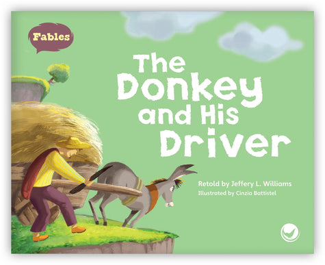 The Donkey and His Driver from Fables & the Real World
