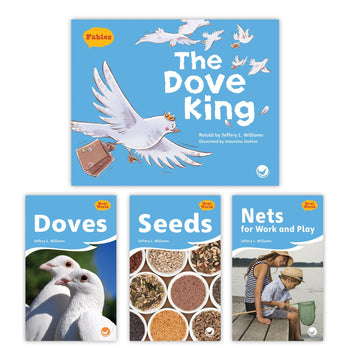 The Dove King Theme Set from Fables & the Real World