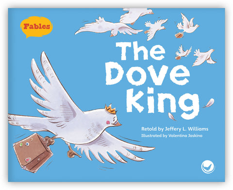 The Dove King from Fables & the Real World