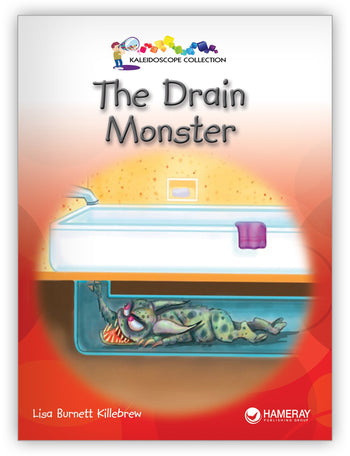 The Drain Monster from Kaleidoscope Collection