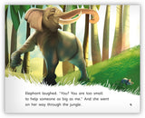 The Elephant and the Mouse Leveled Book