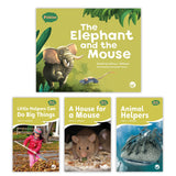 The Elephant And The Mouse Theme Set Image Book Set