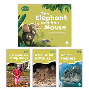 The Elephant and the Mouse Theme Set from Fables & the Real World