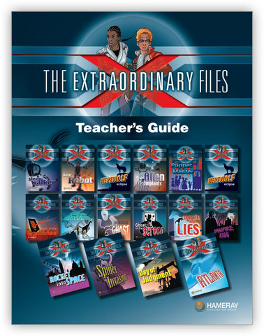 The Extraordinary Files Teacher's Guide from The Extraordinary Files