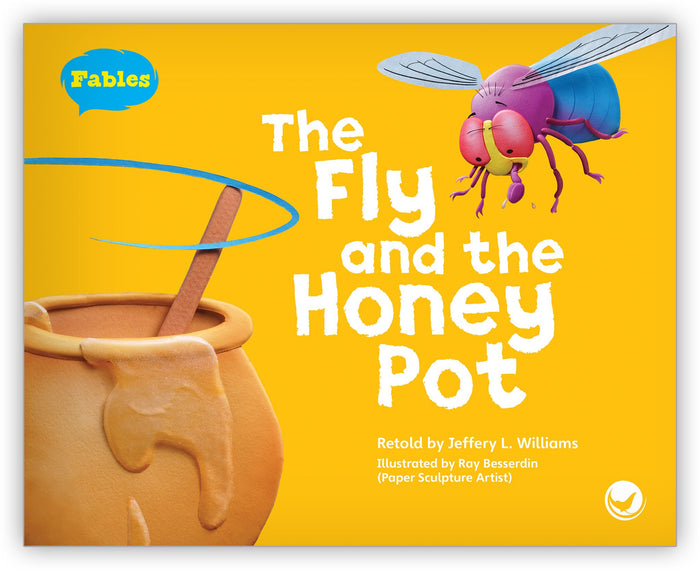 The Fly and the Honey Pot Big Book from Fables & the Real World