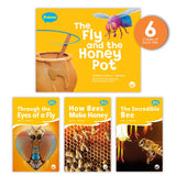 The Fly And The Honey Pot Theme Guided Reading Set Image Book Set