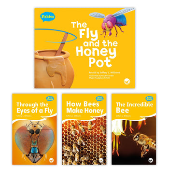 The Fly and the Honey Pot Theme Set from Fables & the Real World