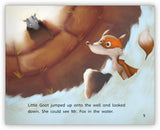 The Fox and the Goat Leveled Book