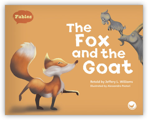The Fox and the Goat Big Book from Fables & the Real World