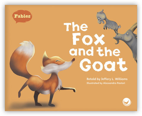 The Fox and the Goat from Fables & the Real World