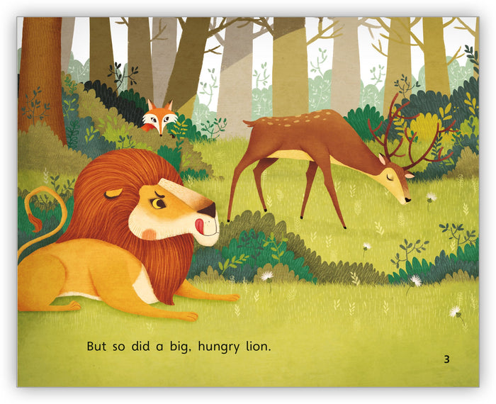 The Fox, the Lion, and the Deer - Fables & the Real World