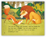 The Fox, the Lion, and the Deer Leveled Book