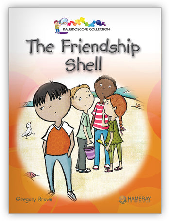 The Friendship Shell from Kaleidoscope Collection