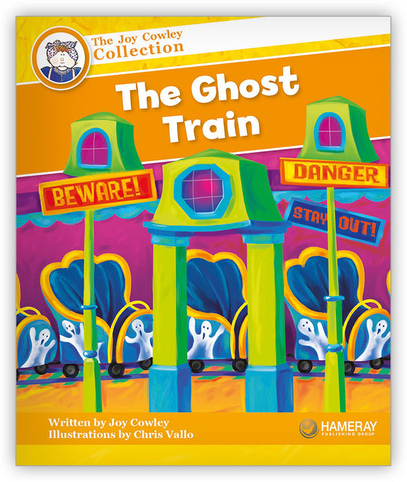 The Ghost Train Leveled Book