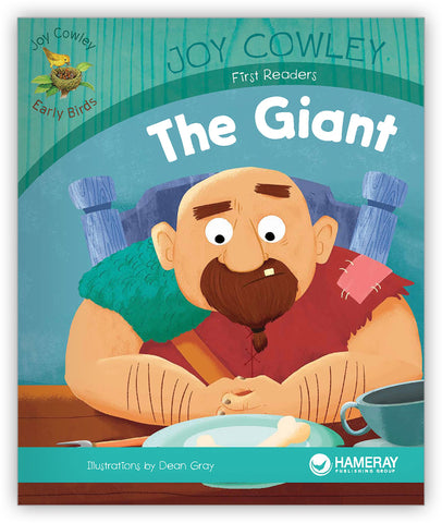 The Giant from Joy Cowley Early Birds