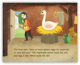 The Goose and the Golden Eggs Leveled Book