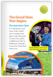 The Grand Slam Leveled Book