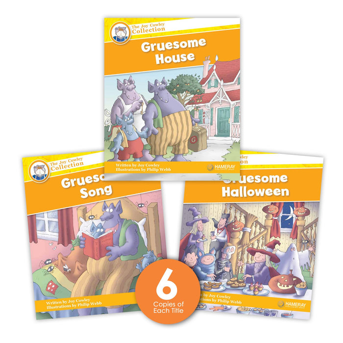 The Gruesomes Guided Reading Set Image Book Set