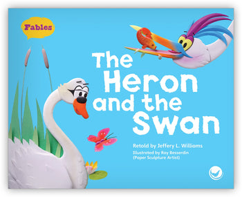 The Heron and the Swan Big Book from Fables & the Real World
