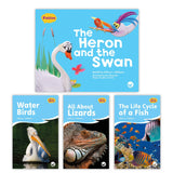 The Heron And The Swan Theme Set Image Book Set