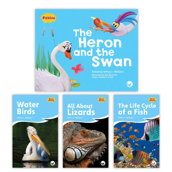 The Heron and the Swan Theme Set from Fables & the Real World