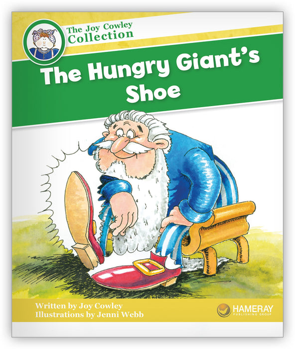 The Hungry Giant's Shoe from Joy Cowley Collection