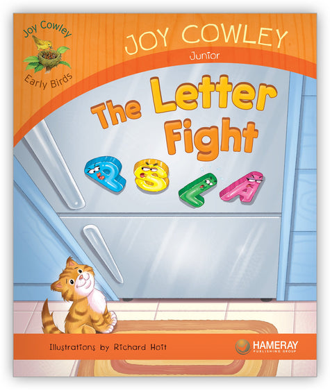 The Letter Fight from Joy Cowley Early Birds